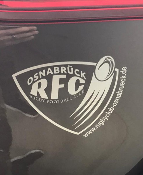 ORFC Car Sticker (small)